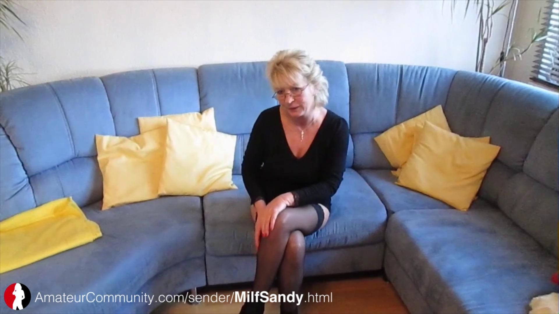 Dominant german milf sweetyx44
