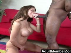 AdultMemberZone  Busty white whore craves massive black dick