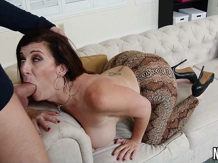 Cougar porn Thick
