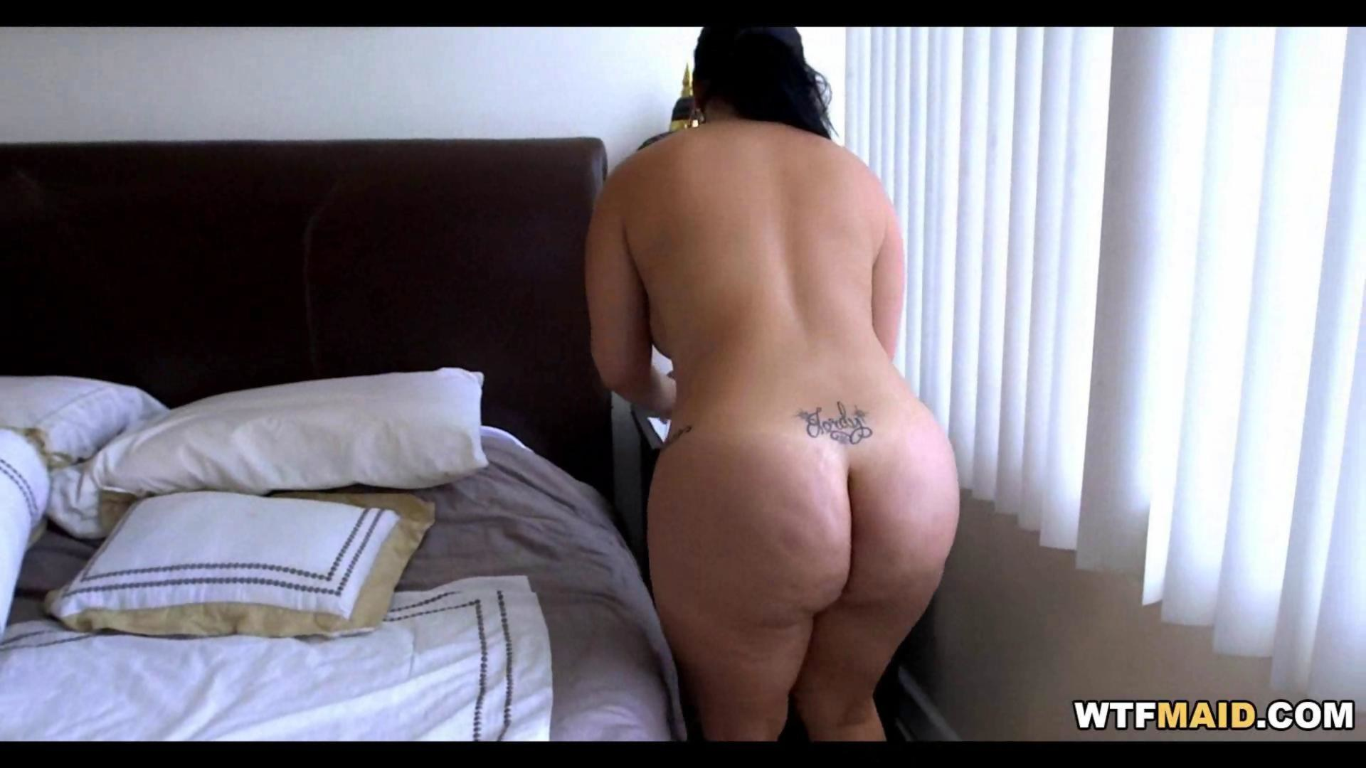 Latina housekeeper sex