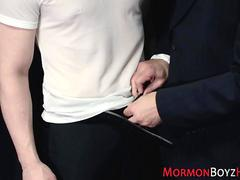 Gay mormons watched tug