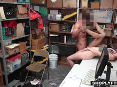 Shoplyfter - Hot Teen Thieves Fuck Their Way Out Of Trouble