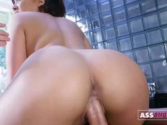 Cassidy Banks Shower Sex