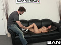 BANG Casting Bentley Begs For A Rough Fuck