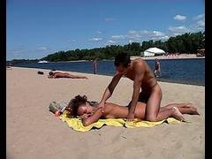 nudist beach voyeur camera hunting for naked pussies segment
