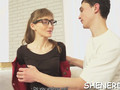 teen in glasses rides cock feature film 1