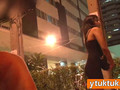Horny tourist films his sex action with a very hot Thai escort girl