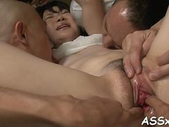 sizzling hot asian anal sex film video 1