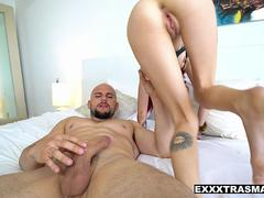 ExxxtraSmall - Tiny Teen Pounded and Fucked