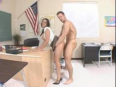 Ava Lauren - Big Tits At School