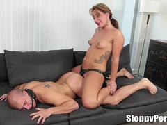 Aiden Starr Mona Wales Amateur Anal Blonde