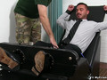 Cris gets tied up and tickled by two men who enjoy it well