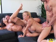 Adriana Chechik And Alexis Fawx In Slut Fuck Squirting