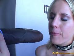 hot blonde milf big boobs interracial anal fuck with big black cock