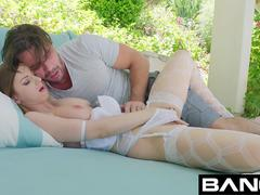 BANG Gonzo Squirting Stella Cox Backdoor Paradise