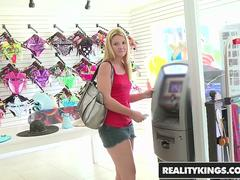 RealityKings - Money Talks - Candy Esmi Lee Levi Cash - Candy Cooch