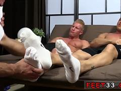 Video gay football sex first time Ricky  To Worship Johnny  Joey