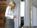 Brazzers - Milfs Like it Big - Synthia Fixx and Damon Dice - The Milf In The Mirror
