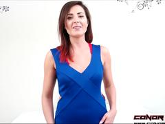 ConorCoxxx- Dirt deepthroat bj with Helena Price