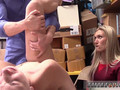 Xxx pawn police officer A mother and pals daughter who have been caught shoplifting