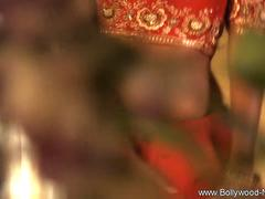Beauty From India Dances Erotic