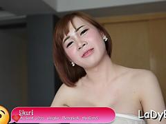 going anal hardcore with a tranny film