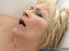 Mature granny gets fucked