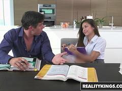 RealityKings - Teens Love Huge Cocks - Mick Blue Nina North - Naughty North