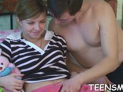 nasty threesome sex action teen video 3