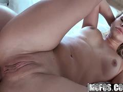 Mofos - Lets Try Anal - Kennedy Leigh - Quick Anal Before Class