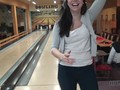 HUNT4K. Sex in a bowling place - Ive got strike!