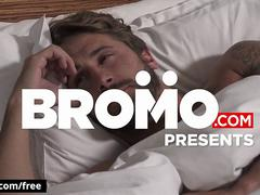Bromo - Jack Hunter with Jaxton Wheeler Wesley Woods at The Steam Room Part 2 Scene 1
