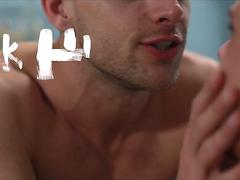 Men.com - Brent Everett and Tayte Hanson - Fuck Him Up Part 4 - Drill My Hole - Trailer preview