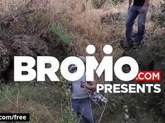 Bromo - Brandon Evans with Jeff Powers at Rednecks Part 2 Scene 1 - Trailer preview