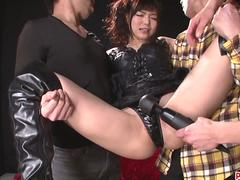 Horny Megumi Shino Teen Holes Fucked With Sex Toys - More at Pissjp.com