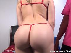 Mia Malkova playing with vibrators in LIVE SHOW!