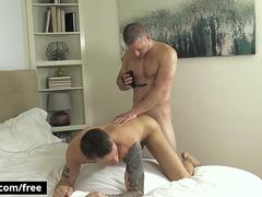 Bromo - Benjamin Swift with Gunner Cannon at Breed My Boyfriend Part 1 Scene 1 - Trailer preview