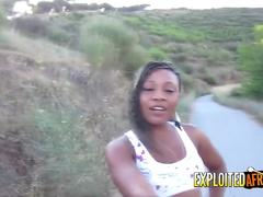 African jogger turned hooker in Spain