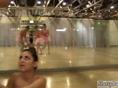 Lesbian spit humiliation hd and latin teen solo Ballerinas
