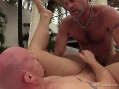 Chad Brock Barebacks Cole Sexton