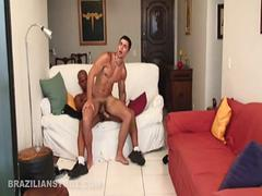 Latinos Alex and Tommy Fucking