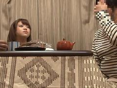 dirty habits at dinner for young japanese babe movie