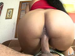 busty latina loves riding on cocks clip segment 1