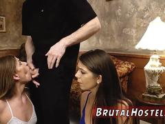 Diaper bdsm enema Two youthfull sluts Sydney Cole and Olivia Lua our down south trying
