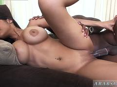 Arab cumshot compilation and french gang bang Mia Khalifa Tries A Big Black Dick