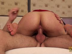 PASCALSSUBSLUTS - Spicy Honesty Calliaro pounded by Pascal