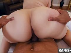 Alycia Starr Her Giant Booty Rides Big Cock
