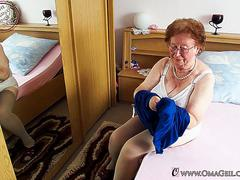 OmaGeiL Pictures with Nude Grannies and Sextoys