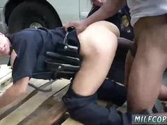 Mom hd sexy brunette milf loves his huge cock I will catch any perp with a phat ebony
