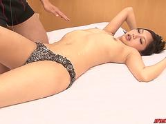 Maki Takei delights with massage and sex in steamy modes - More at Japanesemamas.com